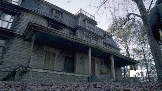 Hale House Teen Wolf Wiki