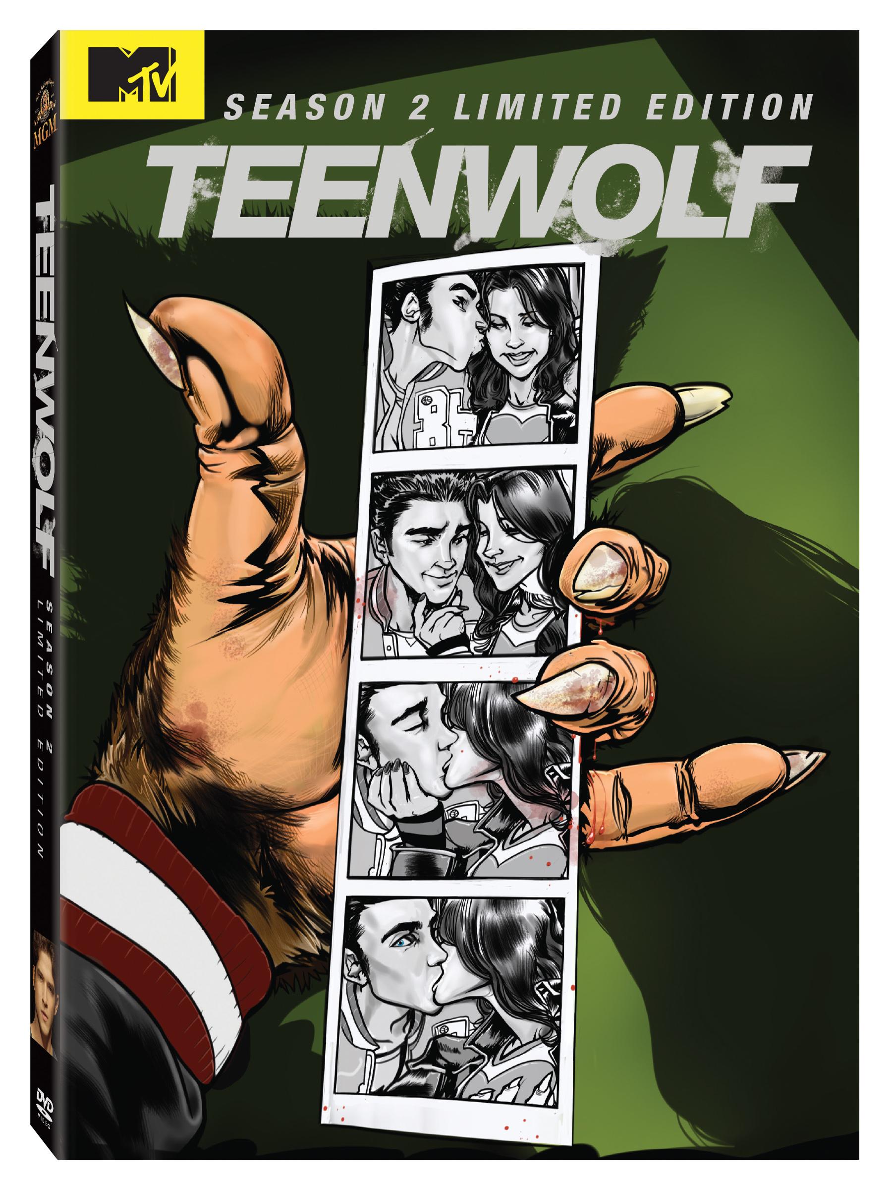 Derek Hale - Teen Wolf Wiki
