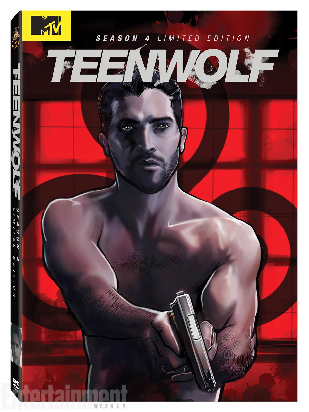 teen wolf derek muscle
